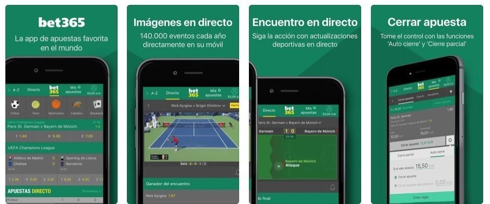 app bet365.es
