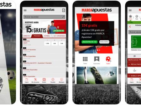 Marca Apuestas App