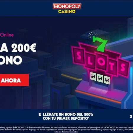 Monopoly Casino Reseña y Opiniones 2020